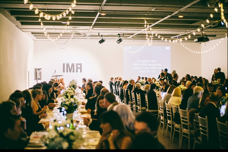 IMA 2016 Gala. Photograph by Jeff Anderson.
