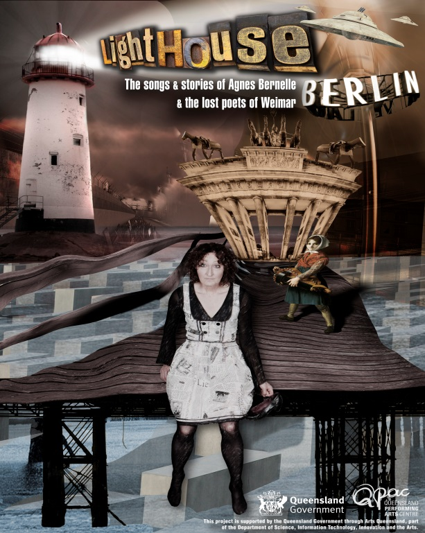 Poster for Lighthouse Berlin