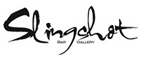 Slingshot Bar Gallery logo